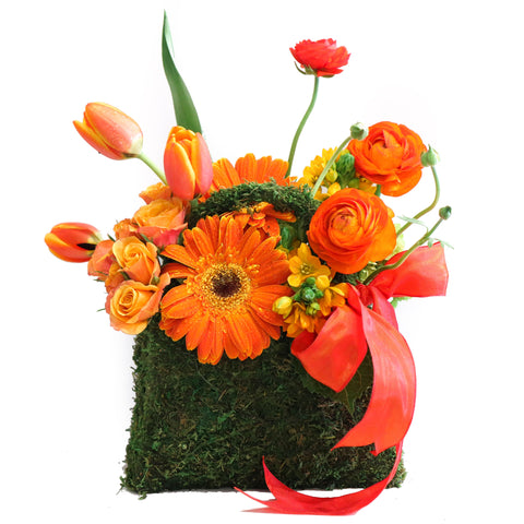 """Orange"" You Adorable!, Stems at the Palatine - RSVP Style"