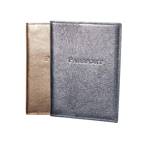 Leather Passport Holder, RSVP Style - RSVP Style