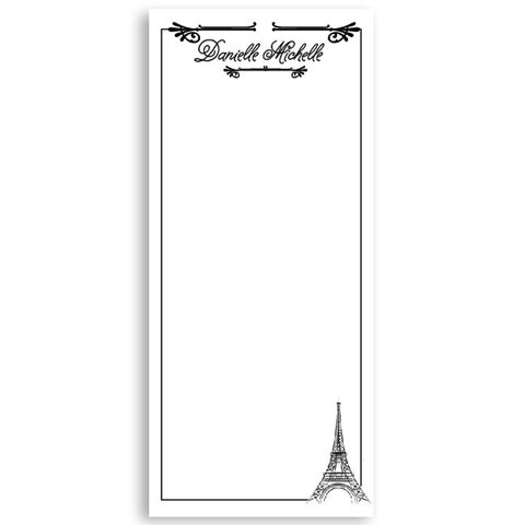 Customized Notepad Gift Set Parisian, RSVP-Style - RSVP Style