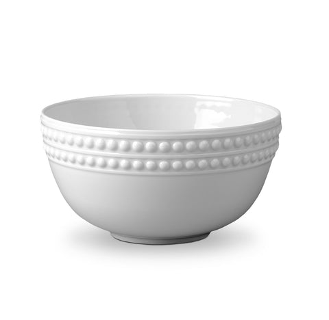 Perlee White Cereal Bowl - RSVP Style