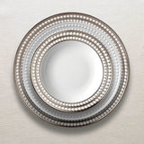 Perlee Platinum Bread & Butter Plate, vendor-unknown - RSVP Style