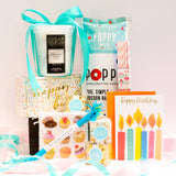 RSVP Style Birthday Gift Box