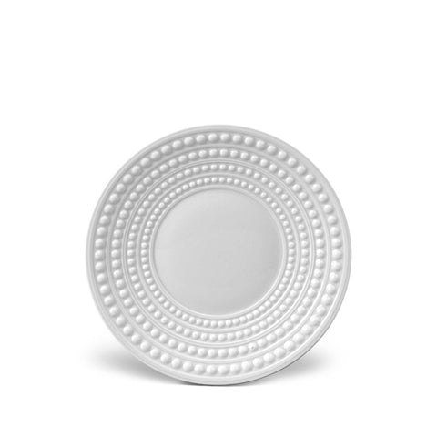 Perlee White Saucer - RSVP Style