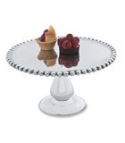 Beaded Cake Stand, vendor-unknown - RSVP Style