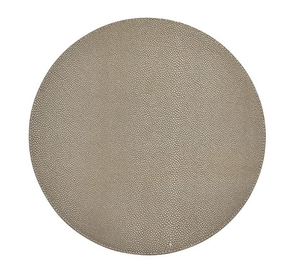 Shagreen Placemat - RSVP Style