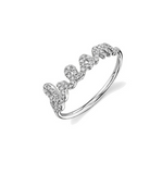 Gold & Pave Diamond Dream Ring