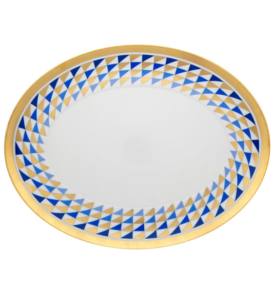 Nery Small Oval Platter