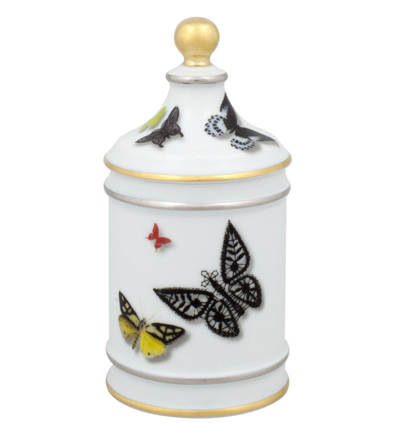 Butterfly Parade Sugar Bowl, vendor-unknown - RSVP Style