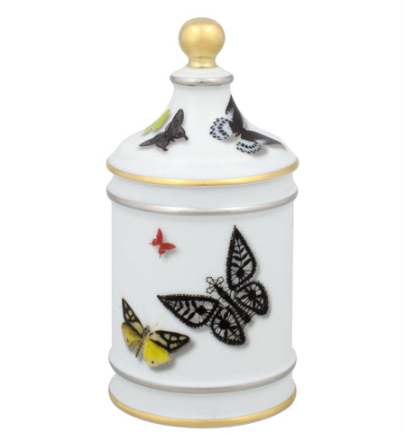 Butterfly Parade Sugar Bowl - RSVP Style