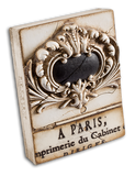 Memory Block  |  French Crest