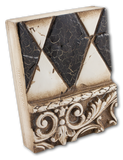 Memory Block  |  Harlequin with Moulding