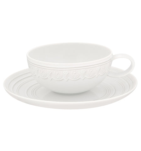 Ornament Teacup & Saucer
