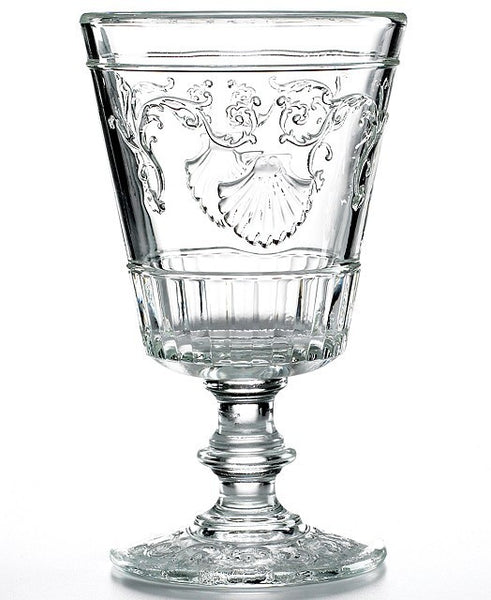 Versailles Water Goblet - RSVP Style