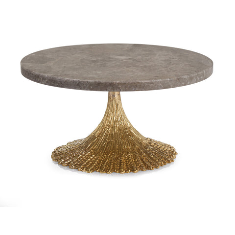 Wheat Cake Stand - RSVP Style