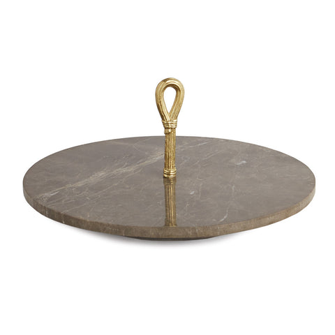 Wheat Lazy Susan - RSVP Style