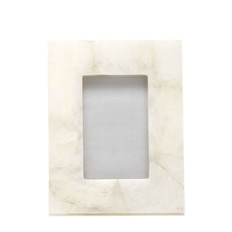 White Quartz Frame