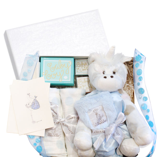 """It's a Boy"" Gift Box - RSVP Style"