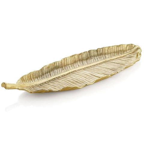 New Leaves Large Banana Leaf Platter - RSVP Style