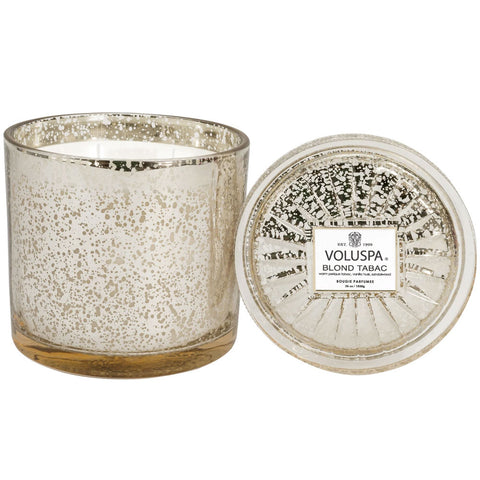 Blond Tabac  ·  Grande Maison Candle With Lid