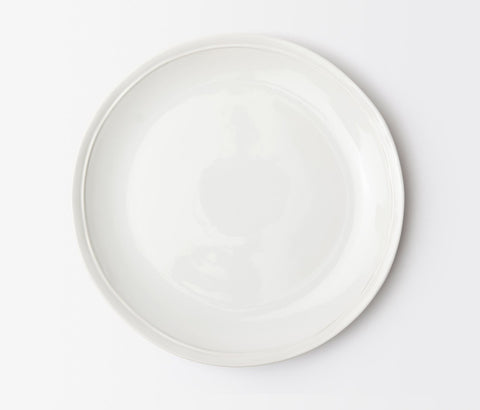 Ariana White Charger Plate