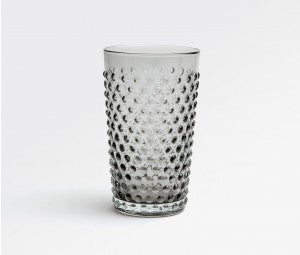 Sofia Pale Gray Highball Glass Set of 6