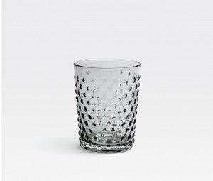 Sofia Pale Gray Tumbler Glass Set of 6