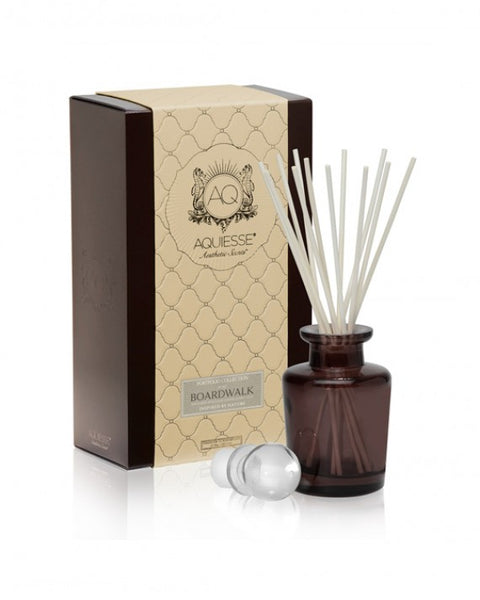 Boardwalk · Apothecary Reed Diffuser, Aquiesse - RSVP Style