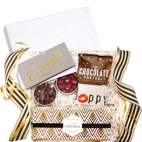 """Congratulations"" Gift Box, RSVP Style - RSVP Style"