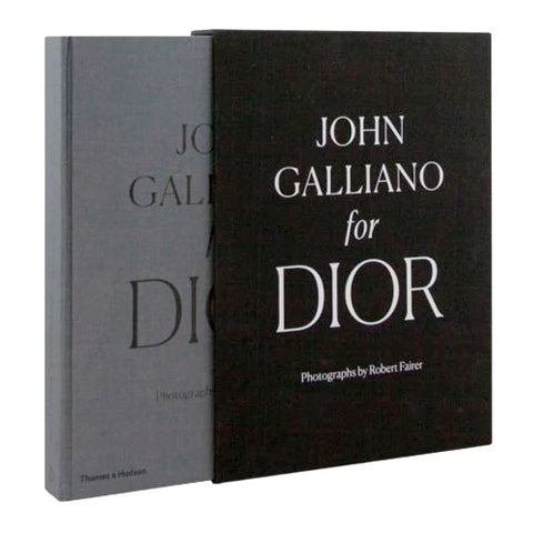 John Galliano for Dior - RSVP Style