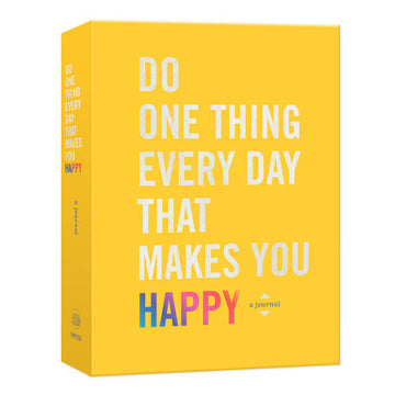 Do One Thing Every Day that Makes You Happy - RSVP Style