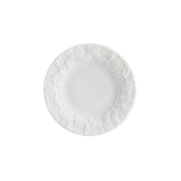 Forest Leaf Tidbit Plate