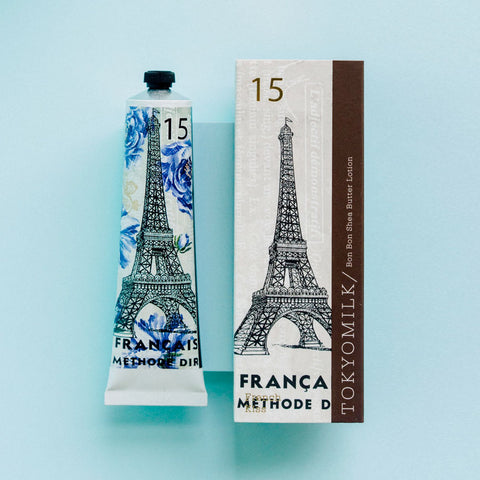 'FRENCH KISS' No. 15 • Bon Bon Shea Butter Lotion