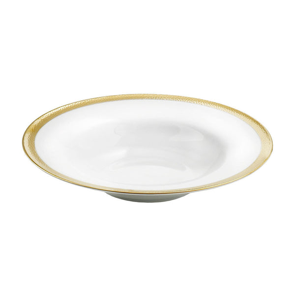 Goldsmith Rimmed Bowl