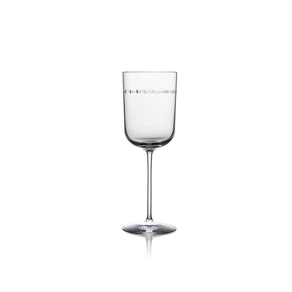 Hammertone Wine Glass