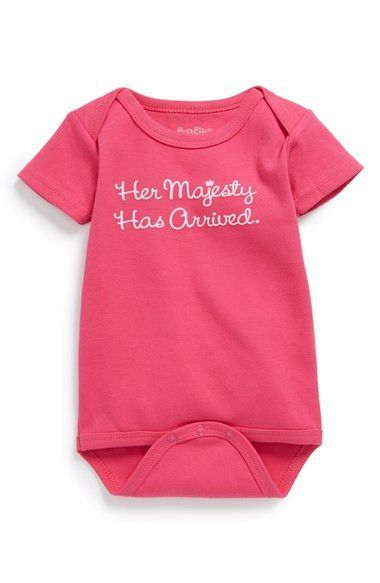 Her Majesty Has Arrived Onesie - RSVP Style