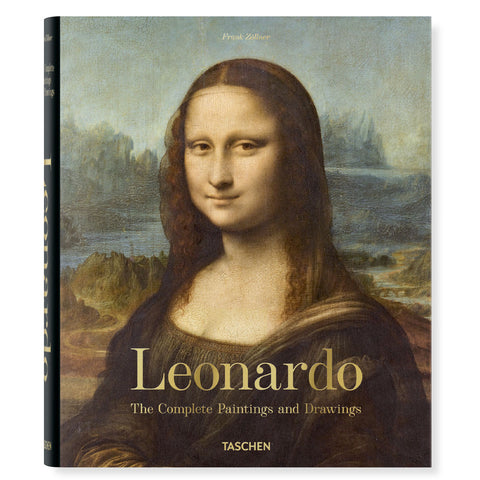 Leonardo: The Complete Paintings and Drawings - RSVP Style