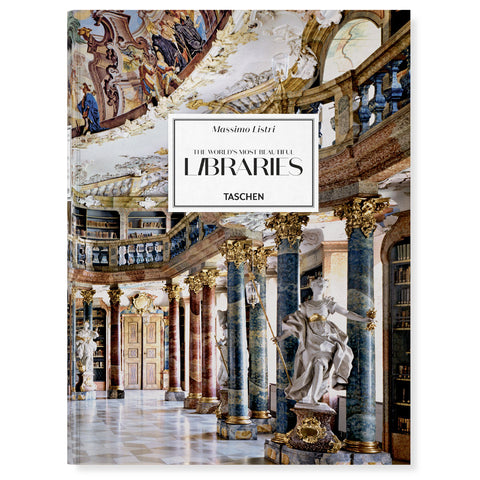 Massimo Listri—The World's Most Beautiful Libraries - RSVP Style