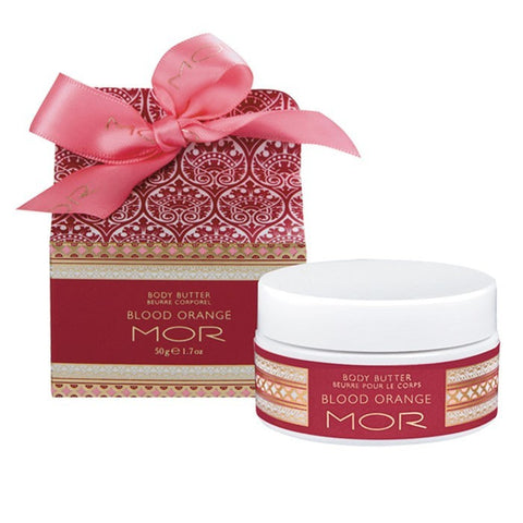 MOR Body Butter  |  Blood Orange