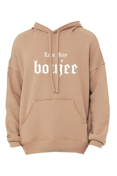 Low Key Boujee Oversized Hoodie - RSVP Style