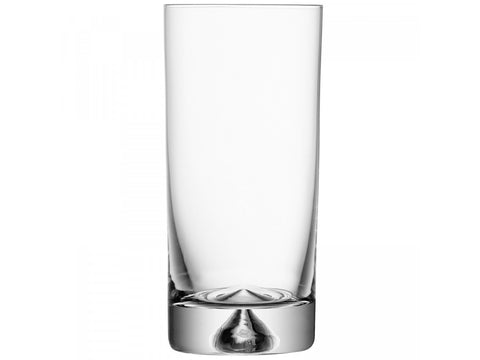 Pyramid Highball Glass