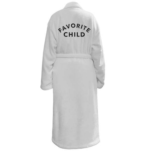 LUXE PLUSH ROBE - Favorite Child