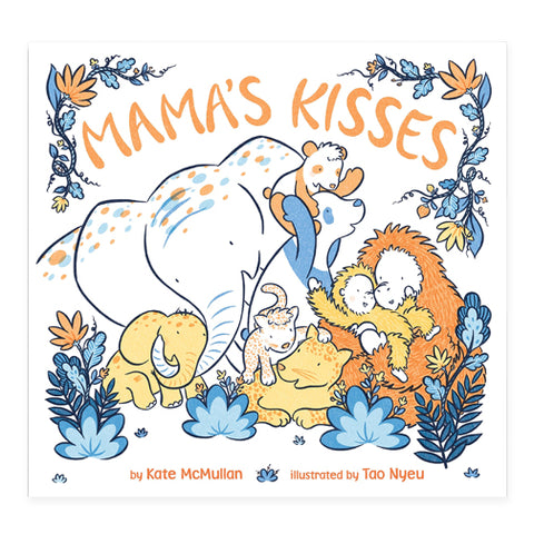 Mama's Kisses - RSVP Style