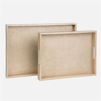 Sutton XL Rectangle Tray - RSVP Style