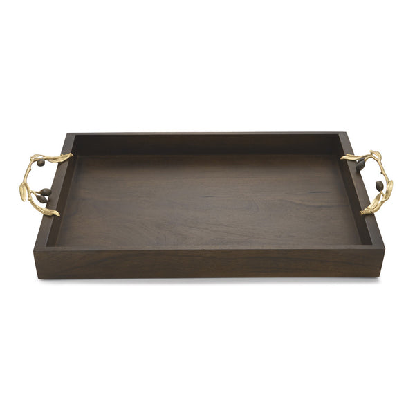 Olive Branch Serving Tray