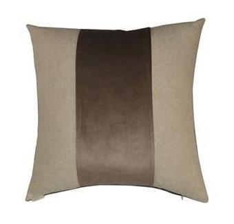 Jefferson Lumbar Throw Pillow | Otter