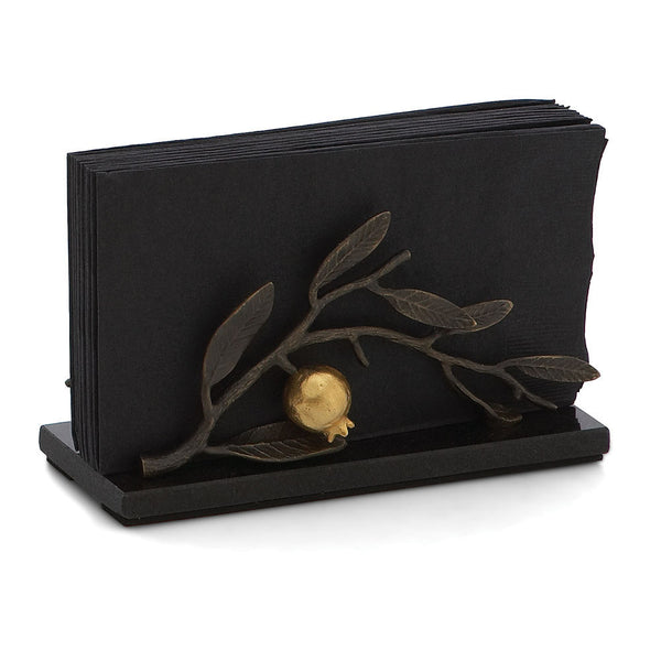 Pomegranate Vertical Napkin Holder