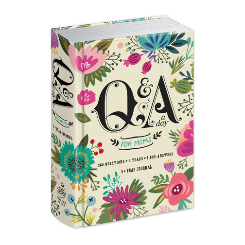Q&A a Day for Moms: A 5-Year Journal - RSVP Style