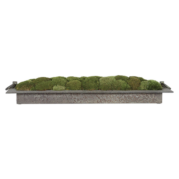 Preserved Moss Tray - RSVP Style