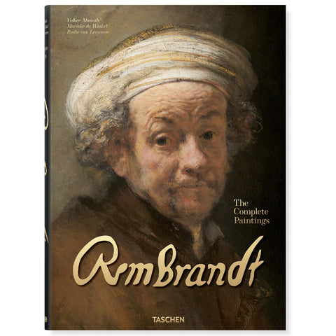 Rembrandt, The Complete Paintings - RSVP Style