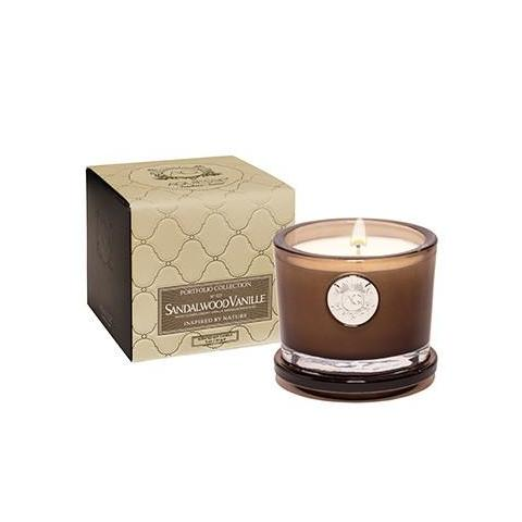 Sandalwood Vanille · Small Candle